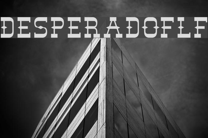 DesperadoFLF Fonte examples