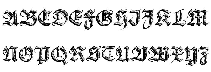 zierschrift