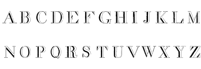 Decadence In A Different Light Font Download