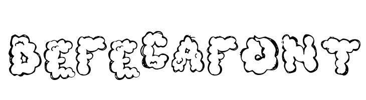 defecafont  Free Fonts Download