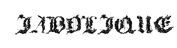 Diabolique  Free Fonts Download