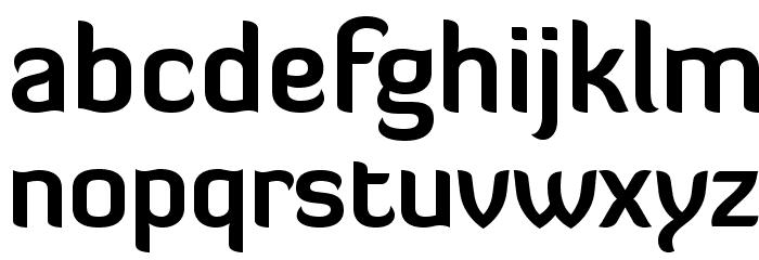 Diavlo Bold Regular Font LOWERCASE