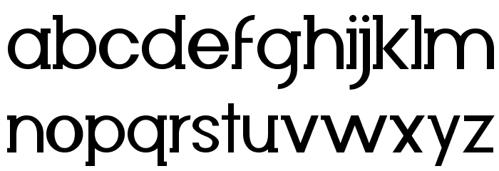 Diminuto Font LOWERCASE
