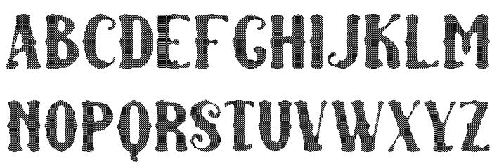 Dinastia Font Litere mici