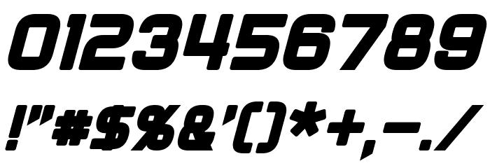 Diner Bold Italic 字体 其它煤焦