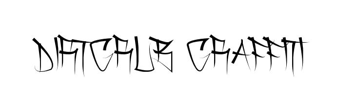 Dirtgrub Graffiti  baixar fontes gratis
