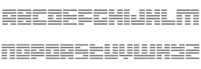 Display Gothic I Regular Font Litere mari