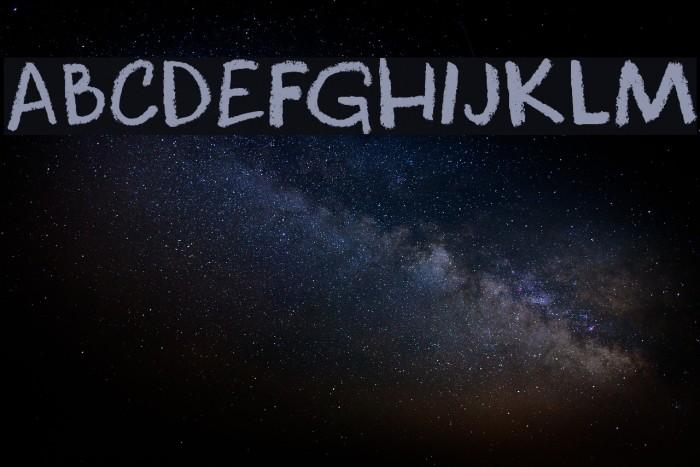 Dk Cool Crayon Font Free Fonts Download