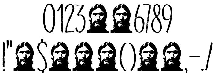 DK Grigory Regular Caratteri ALTRI CARATTERI