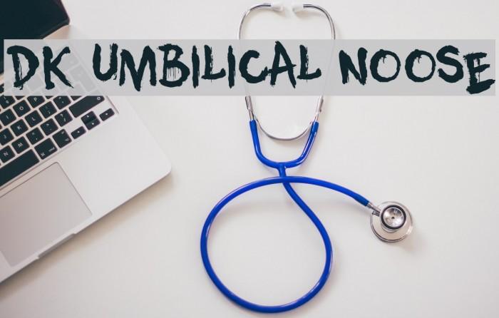 DK Umbilical Noose Fonte examples
