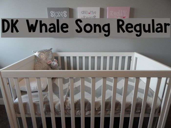 DK Whale Song Regular Fonte examples
