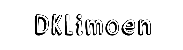 DKLimoen  Free Fonts Download