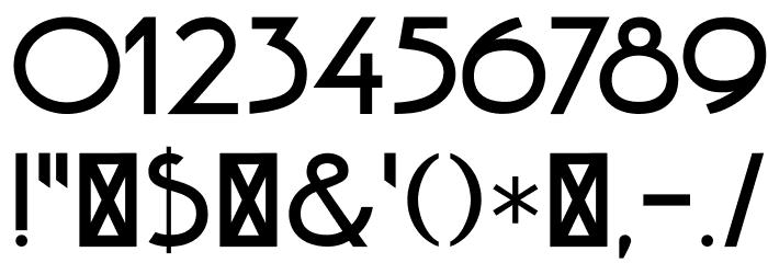 DKOtago 字体 其它煤焦