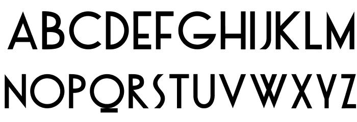 DKOtago 字体 小写