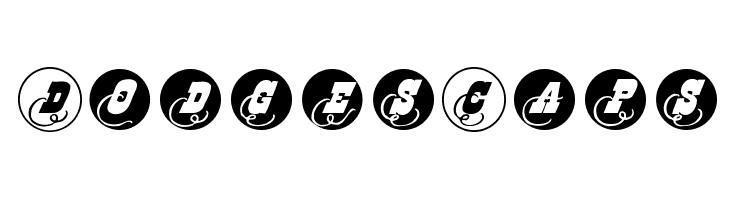 DodgesCaps  Free Fonts Download