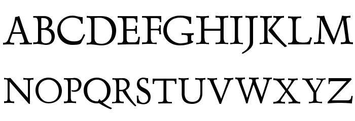 Dolphin Font UPPERCASE
