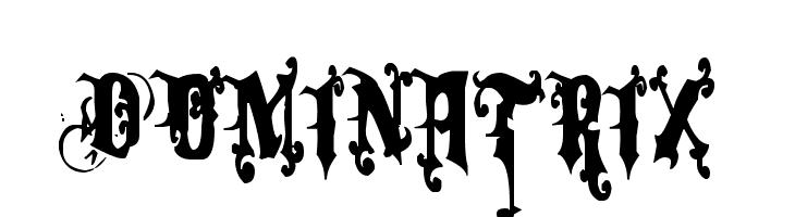 Dominatrix  Free Fonts Download