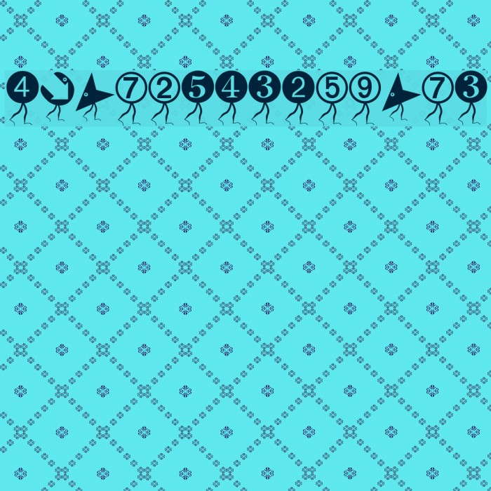 DongbutsBeings Font examples