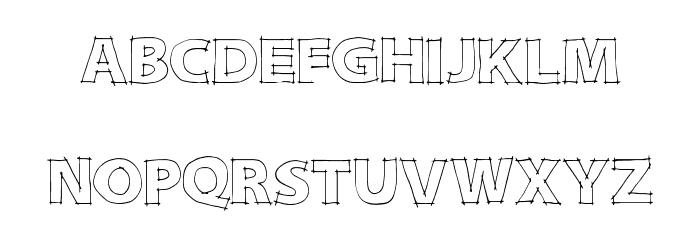 DraftQuick لخطوط تنزيل الأحرف الكبيرة
