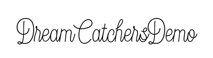 DreamCatchersDemo  baixar fontes gratis