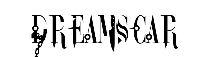 DreamScar لخطوط تنزيل