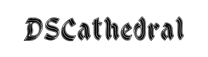 DSCathedral Font