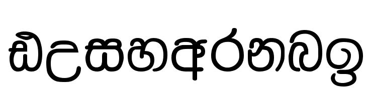 Dusharnbi  フリーフォントのダウンロード