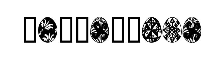 EasterTime  Скачать бесплатные шрифты