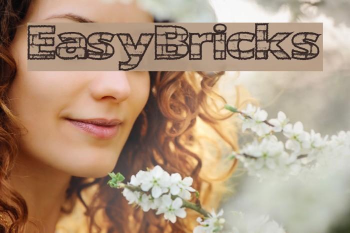 EasyBricks Caratteri examples