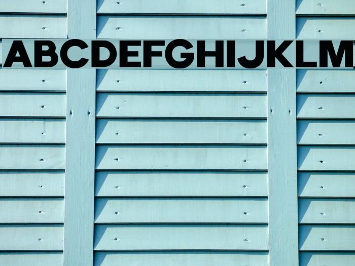 EchomotorsDemo Font examples