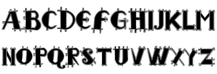 Eden لخطوط تنزيل الأحرف الكبيرة