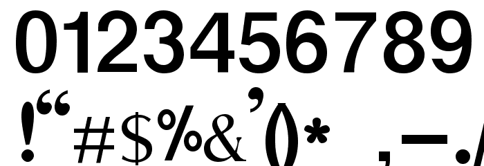 ELANGO-TML-Panchali-Normal Шрифта ДРУГИЕ символов