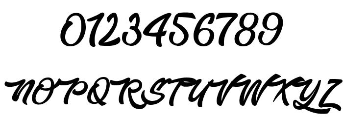 EnlightenyourDestiny Font OTHER CHARS