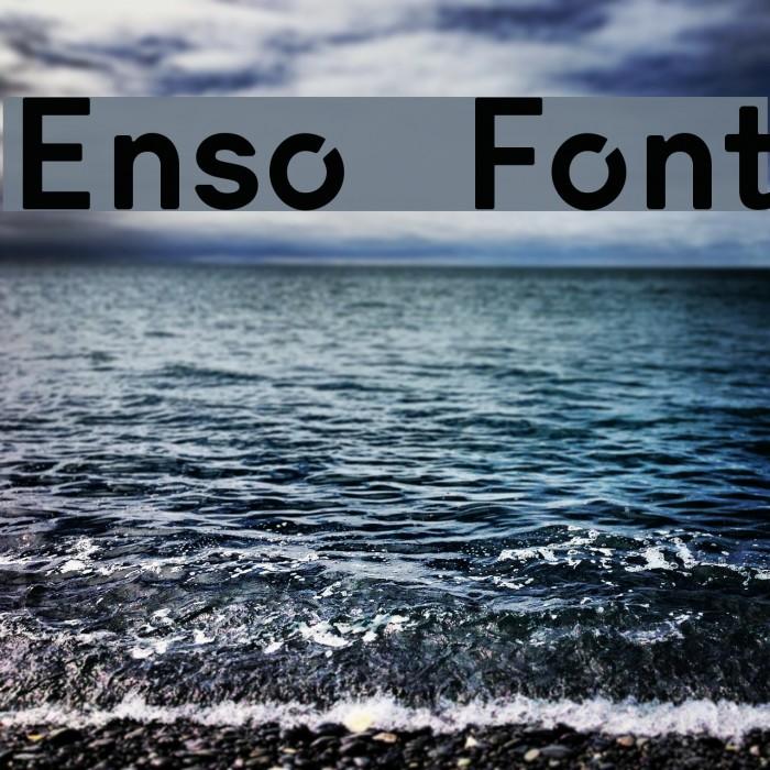 Enso لخطوط تنزيل examples