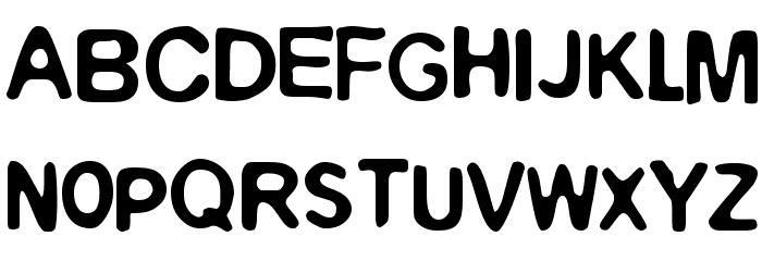 Epilog Font UPPERCASE