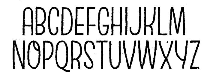 Escalope Crust Two Шрифта ВЕРХНИЙ