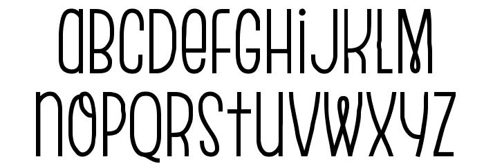 Escalope Soft Шрифта строчной