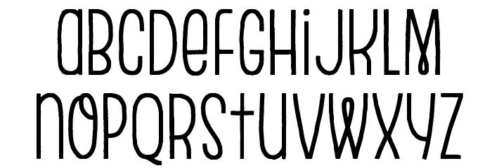 EscalopeCrustOne Шрифта строчной