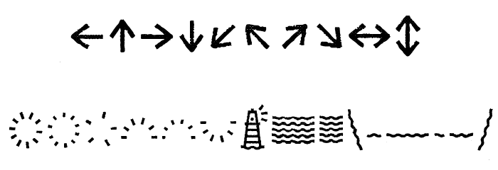 EscalopeCrustTwo-Icons Шрифта ДРУГИЕ символов