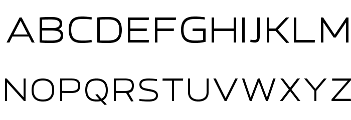 EsqaderoFFCY4F Font UPPERCASE
