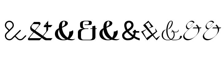 Etadayfree Font