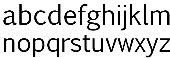 Euphemia UCAS Font LOWERCASE