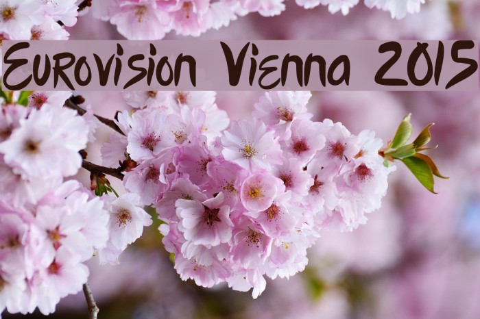 Eurovision Vienna 2015 Fonte examples