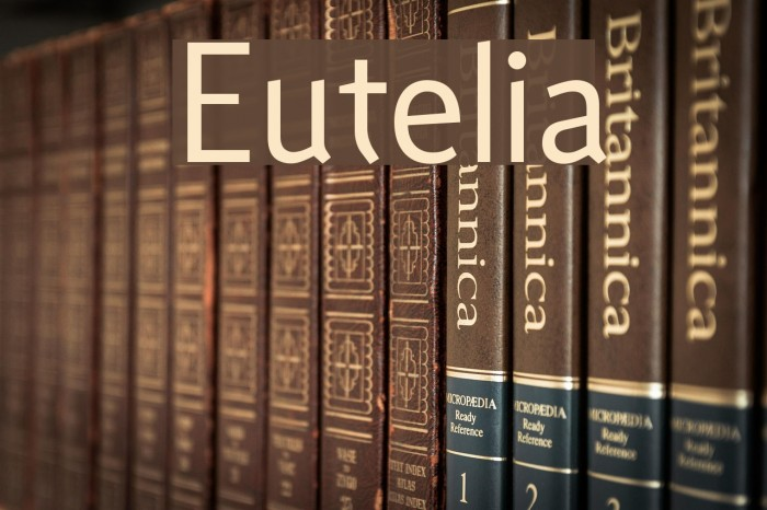 Eutelia Fonte examples