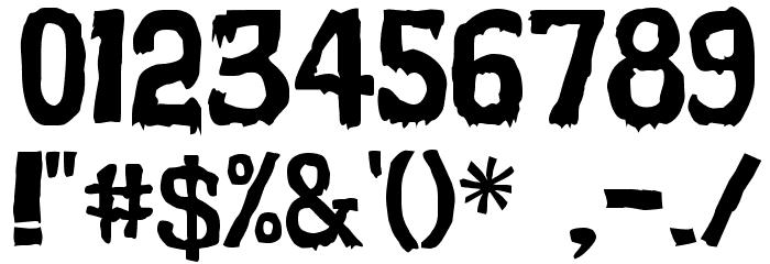 Evil Of Frankenstein Font