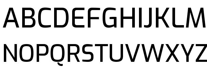 Exo Medium لخطوط تنزيل الأحرف الكبيرة