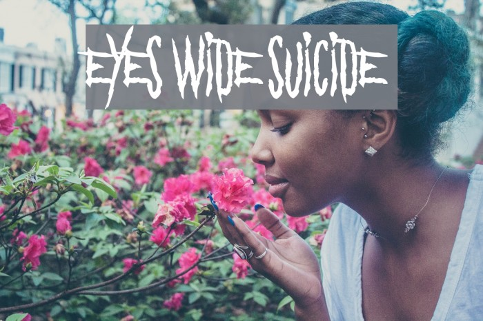 Eyes Wide Suicide Polices examples