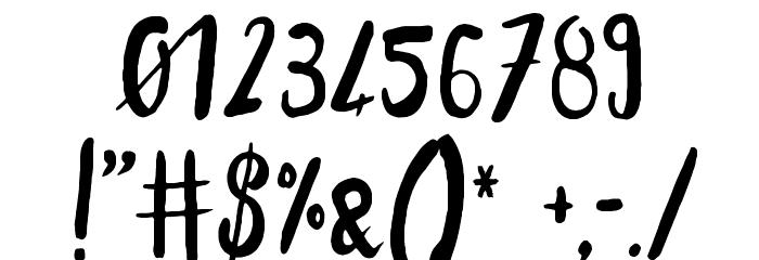 F... SAINT-TROPEZ-ALT2 Font OTHER CHARS