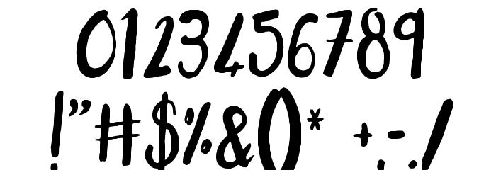 F... SAINT-TROPEZ Font OTHER CHARS