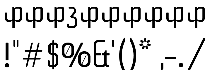 f3Secuenciaroundffp Font OTHER CHARS